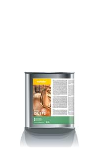 Euku 1 FS oil - Természetes olaj alapú mélyimpregnáló (2,5 liter)