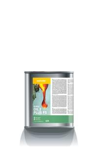Euku 2 plus FS oil - Keményviasz-olaj fa-és parafapadlók impregnálására (2,5 liter)