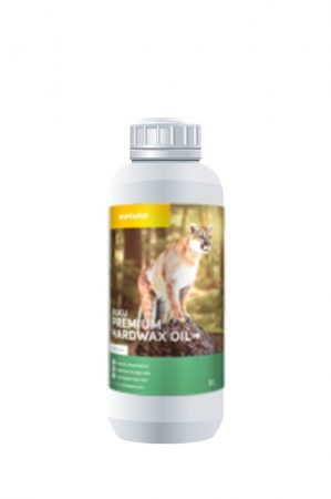 Euku premium hardweax oil+ - Keményviasz-olaj (1liter)
