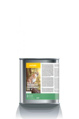 Euku premium hardweax oil+ - Keményviasz-olaj (2,5 liter)