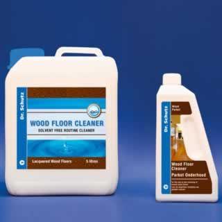 Wood & Cork Floor Cleaner - Fa és parafa burkolat tisztító