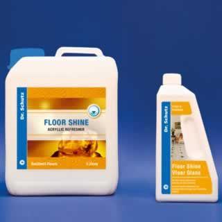 Floor Shine - Selyemfényű padlóápoló