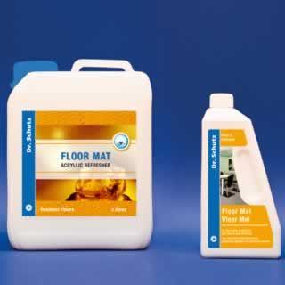 Floor Mat - Matt fényű padlóápoló